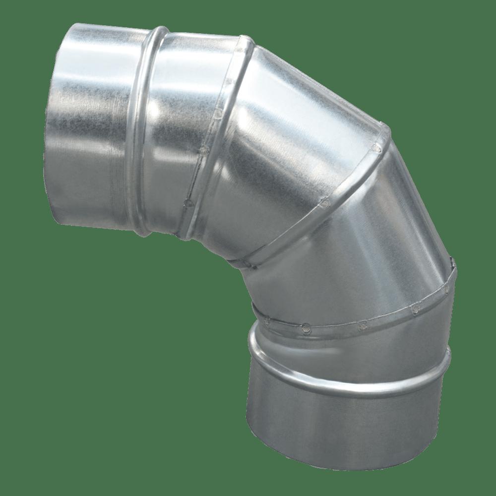 Фитинги за спирално навити въздуховоди